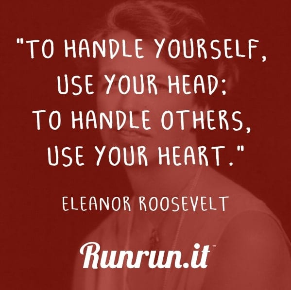 Leadership Quotes Eleanor Roosevelt Runrun Blog