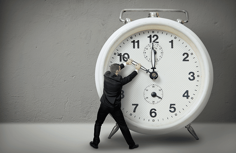 The ultimate guide against lack of time