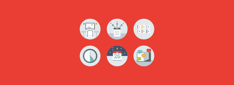 Controle de tempo: (Infográfico) 8 dicas de produtividade dos CEOs