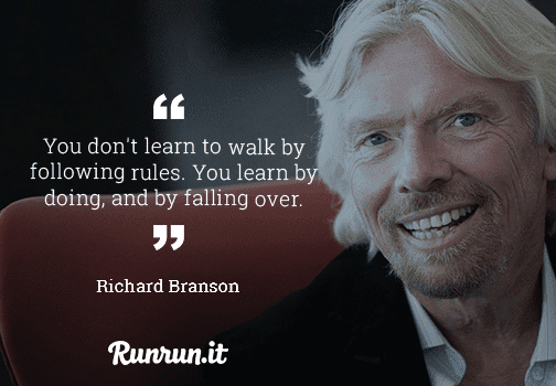 Inspiring Quotes Richard Branson Runrunit Blog