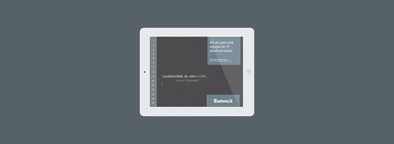 [ebook] Dicas para sua equipe de TI produzir mais
