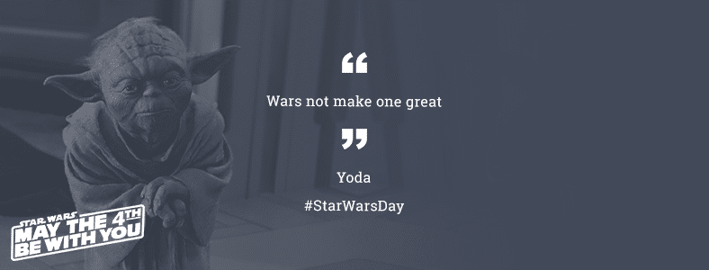 Inspiring quotes | Yoda