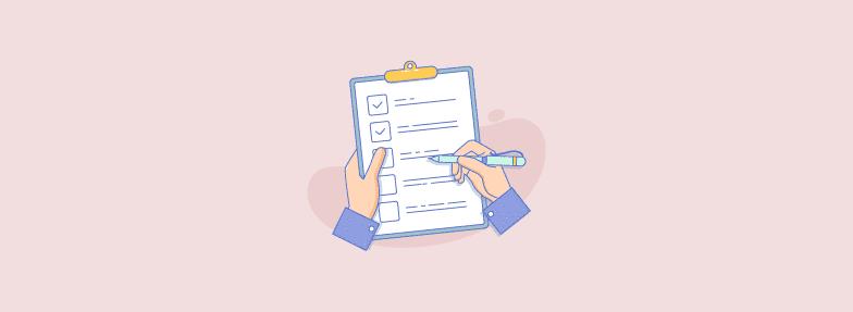 Dicas de como fazer uma uma checklist