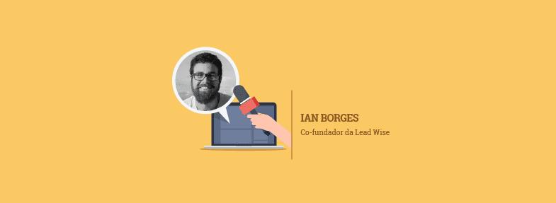 """""""Trabalhar remotamente te dá muita flexibilidade e autonomia, mas exige responsabilidade e maturidade"""" – Ian Borges"""