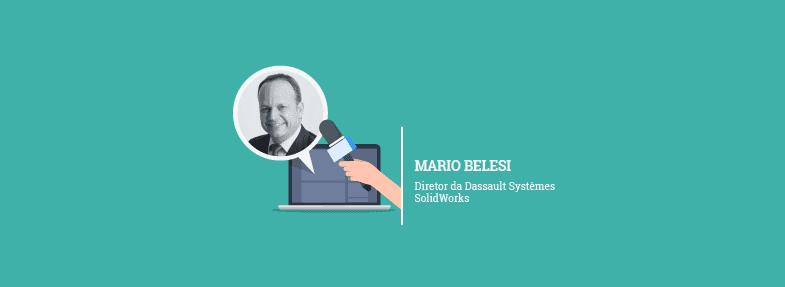 """""""A adaptação às novas gerações para quem é X, como eu, é fundamental"""" – Mario Belesi Junior"""