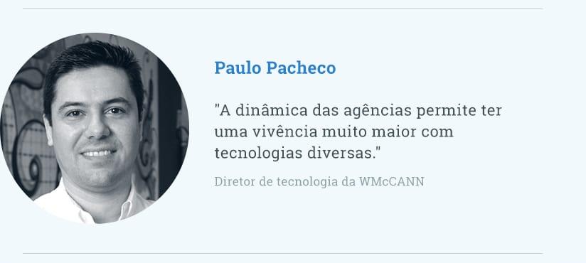 Paulo Pacheco entrevista