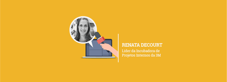 """""""Temos de estar atentos às ameaças e aos riscos de algum produto se tornar obsoleto"""" – Renata Decourt"""