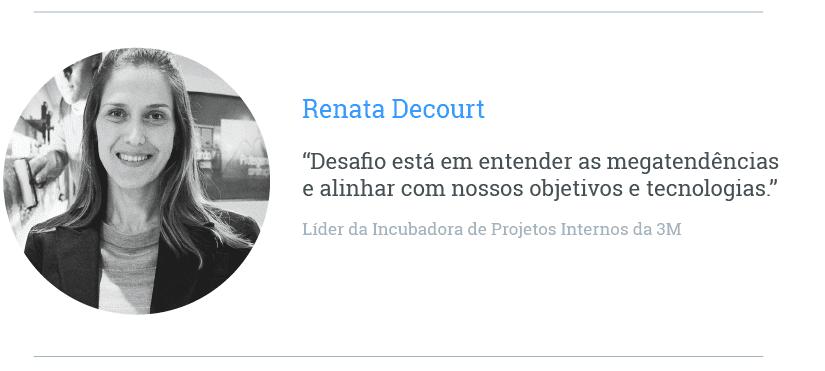 """74509d3c7d71c Renata Decourt  """"Temos de estar atentos aos riscos do produto se ..."""