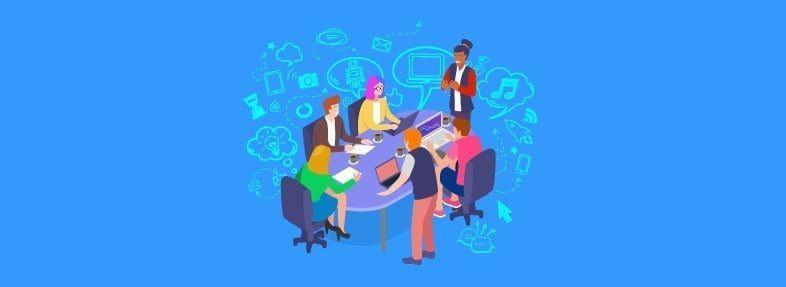 Como implementar a gestão ágil em times criativos